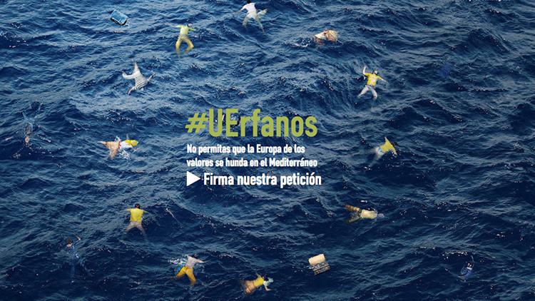 """""""Se ruega a los inmigrantes que se ahoguen en sus costas"""": los caricaturistas cargan contra la UE"""