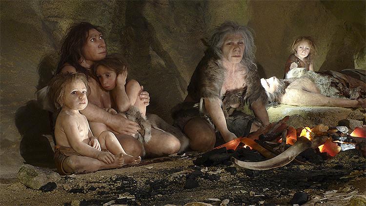 Agua caliente y dormitorios: Insólitos hallazgos en 'la casa' de los neandertales