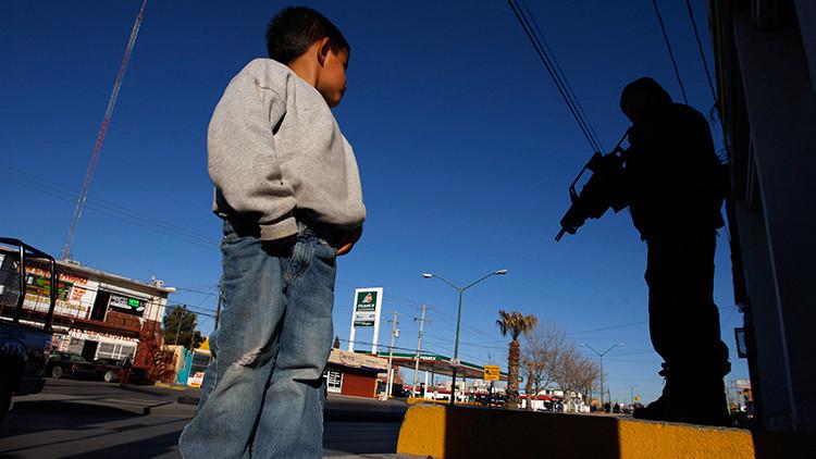 Descubren una red de venta de niños en México
