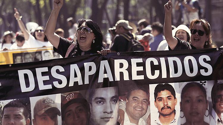 Amnistía Internacional: Casi 12.500 personas desaparecieron durante el mandato de Peña Nieto