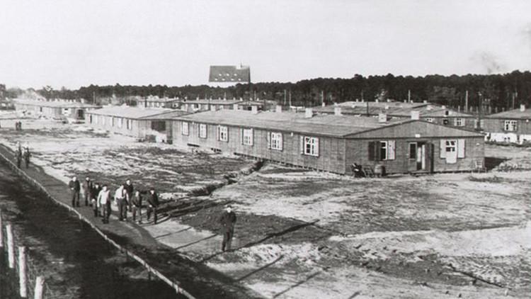 La fuga del campo de concentración nazi