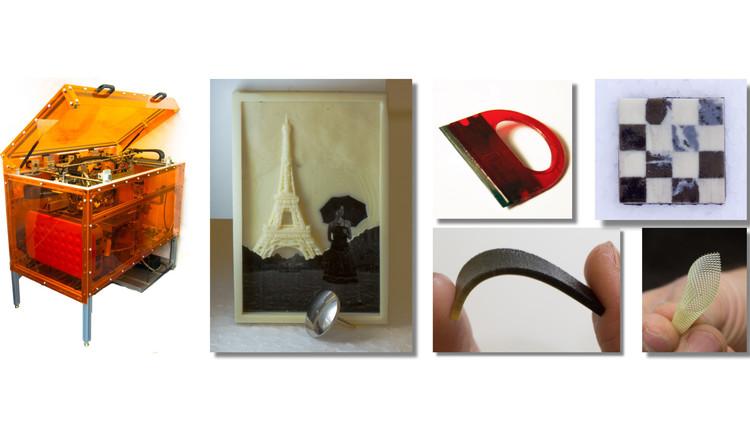 Crean una impresora 3D que puede trabajar con 10 materiales diferentes a la vez