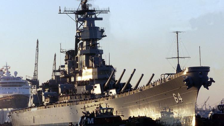 ¿Volverán las armadas del mundo a la época de los acorazados?