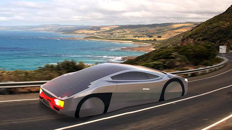 'Eterno como el sol': Crean un vehículo solar que siempre está en marcha
