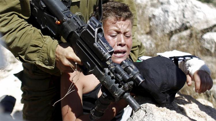 """""""El objetivo de Israel es crear condiciones de vida terribles para los palestinos"""""""