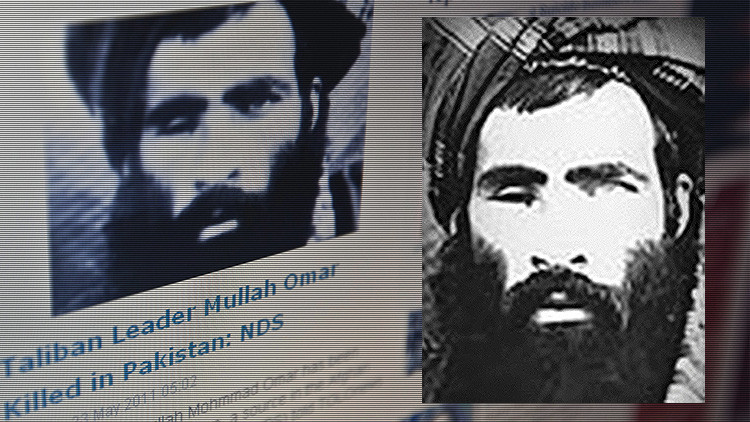 Los talibanes explican por qué ocultaron la muerte de su líder durante dos años