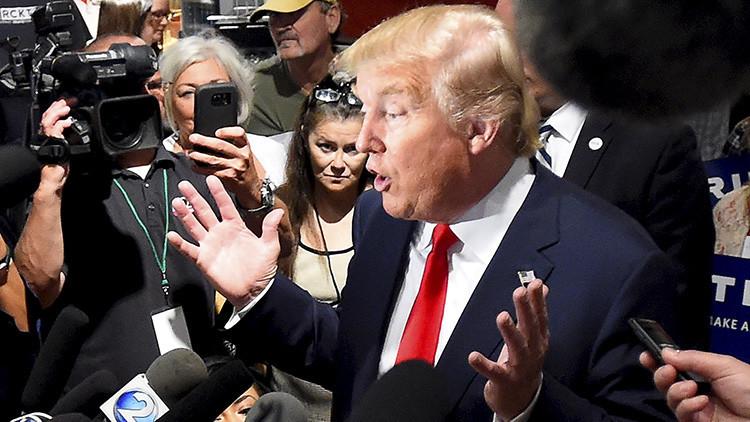 Después de arremeter contra los hispanos, Trump dirige su furia hacia las mujeres