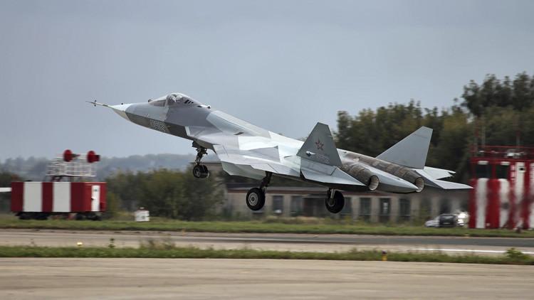 Las siete armas en desarrollo más avanzadas de Rusia
