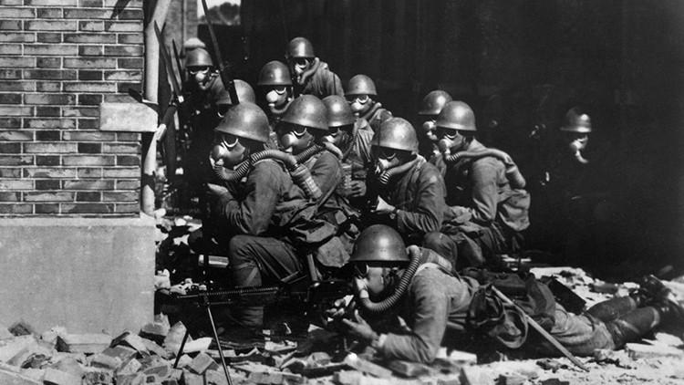 La segunda guerra sino-japonesa