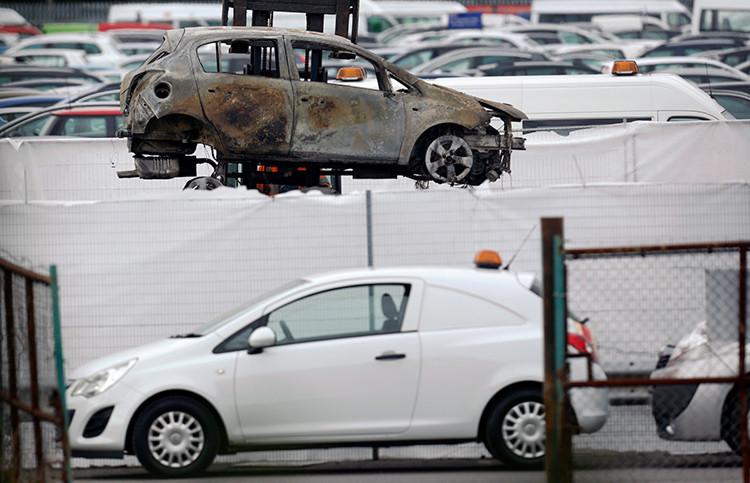 Surgen sospechas sobre el accidente con familiares de Bin Laden
