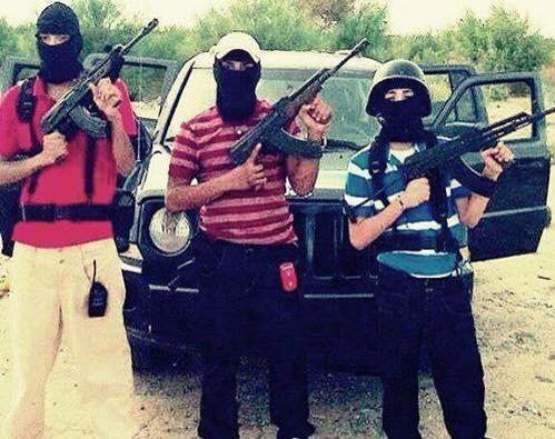 """Cartel del Golfo: """"Somos sicarios"""""""