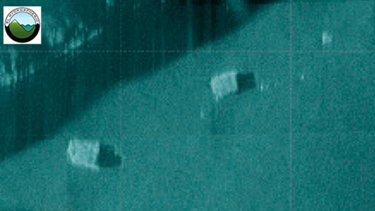 ¿Es este el MH370 desaparecido? Imágenes de sonar indicarían escombros de un avión