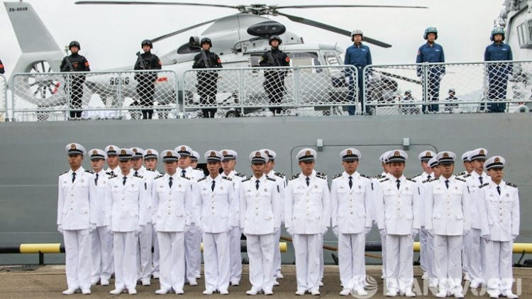 ¿Por qué las maniobras navales de Rusia y China ponen en alerta a EE.UU.?