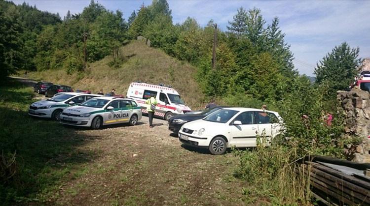 Dos aviones chocan en vuelo en Eslovaquia con unas 40 personas a bordo