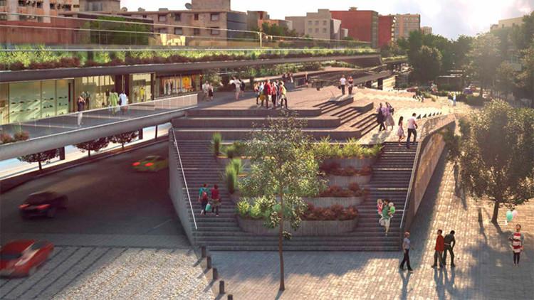 La Ciudad de México convertirá una de sus principales arterias en un parque moderno