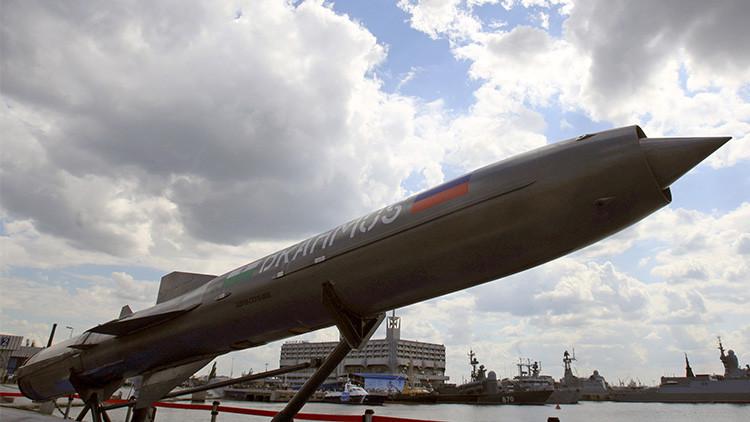 El misil BrahMos, de construcción conjunta ruso-india