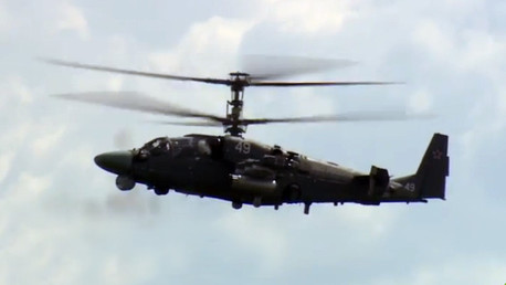Despega en Rusia Aviadarts, la espectacular competición militar aérea