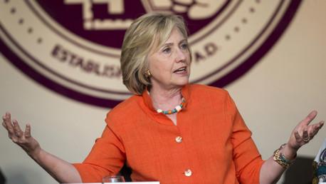 Revelado: Hillary Clinton es coautora de la reforma energética en México