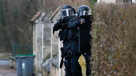 Las fuerzas de seguridad francesas preparan para afrontar un ataque estilo 9/11