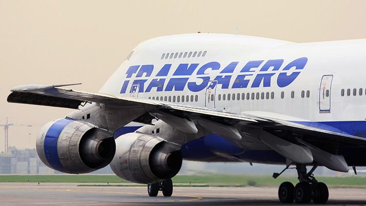 La mayor compañía aérea de Rusia absorbe la segunda más importante del país