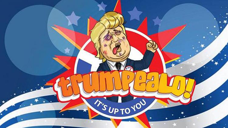 'Trumpealo', el videojuego mexicano para golpear a Donald Trump
