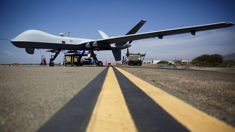 Crece la polémica por los drones armados que podrá usar la Policía de EE.UU.