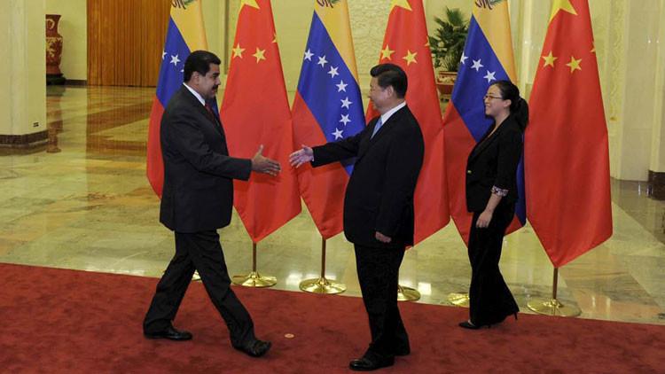 Maduro: China prestará a Venezuela 5.000 millones de dólares