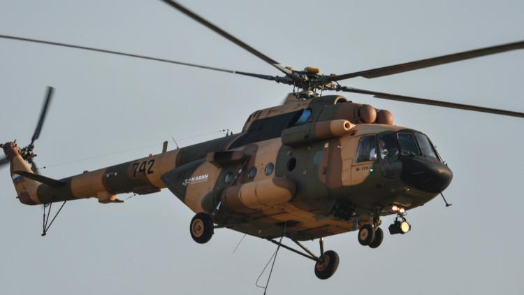 La India actualiza su flota de helicópteros militares mediante un acuerdo con Rusia