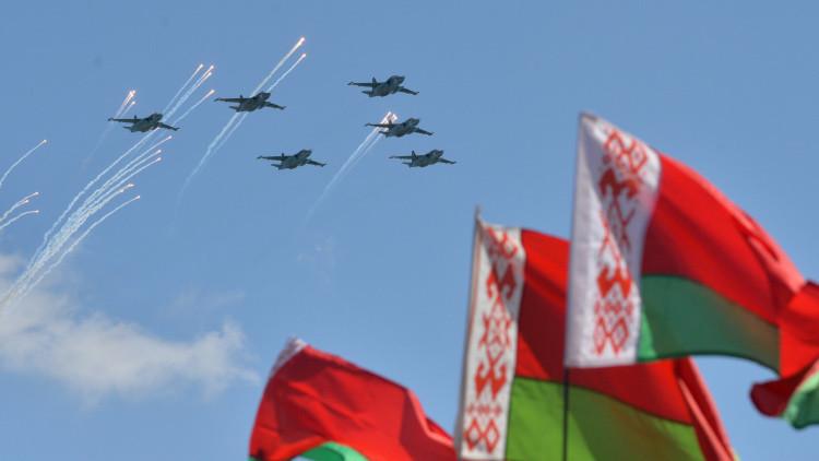 """Medvédev: """"Rusia creará una base aérea en Bielorrusia para proteger el país vecino"""""""