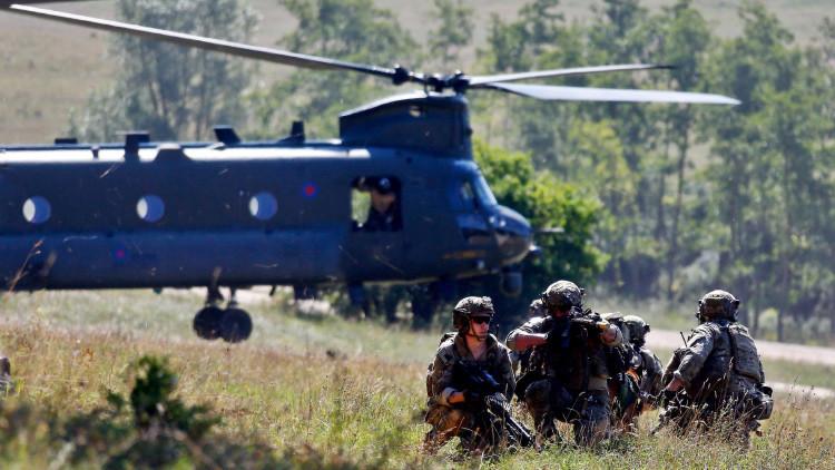 La OTAN instala seis cuarteles generales en su 'flanco Este'