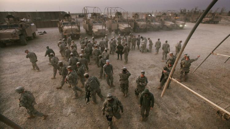 EE.UU. contaría con dos bases militares en el norte de Irak