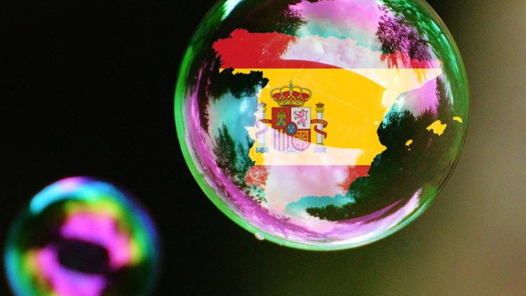 Una de las peores burbujas financieras la sufrió España