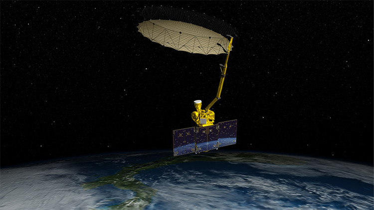 La NASA confirma fallos en uno de sus satélites