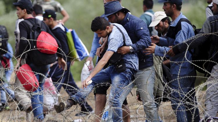 La 'Gran Migración': rutas de los refugiados hacia Europa (infografía)