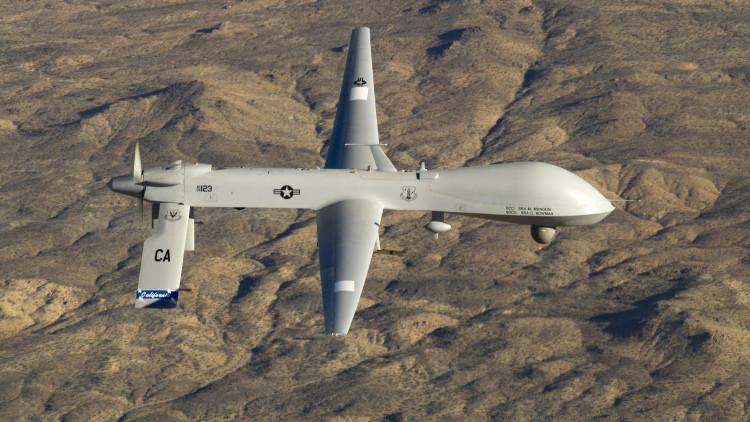 EE.UU. lanza una guerra de drones secreta contra el Estado Islámico en Siria