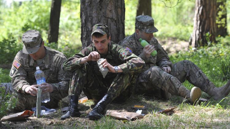 Roban radar militar de 215.000 dólares del polígono donde EE.UU. entrena a los soldados ucranianos