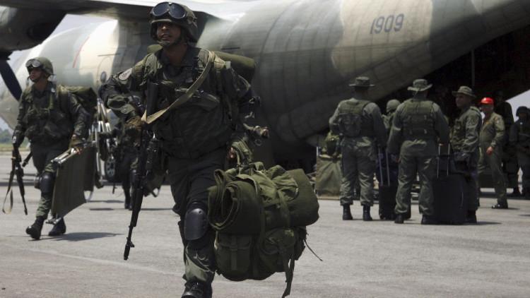 Venezuela amplía el estado de excepción en su frontera con Colombia