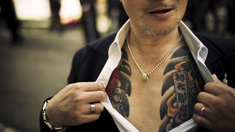 Yakuza: un fotógrafo belga desmiente estereotipos sobre la mafia japonesa