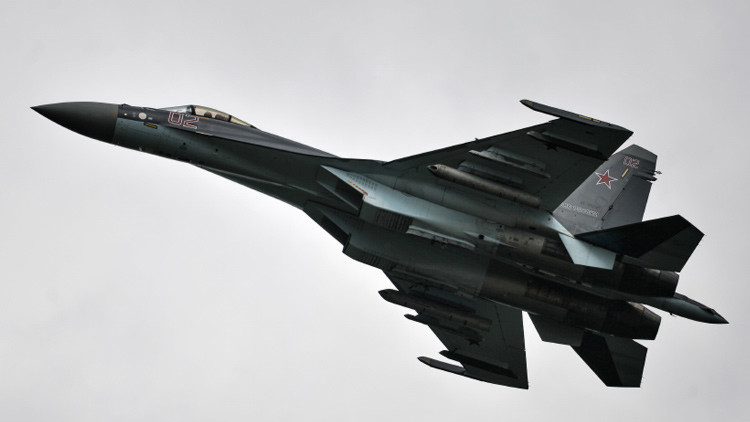 Indonesia anuncia su intención de sustituir sus cazas estadounidenses por Su-35 rusos