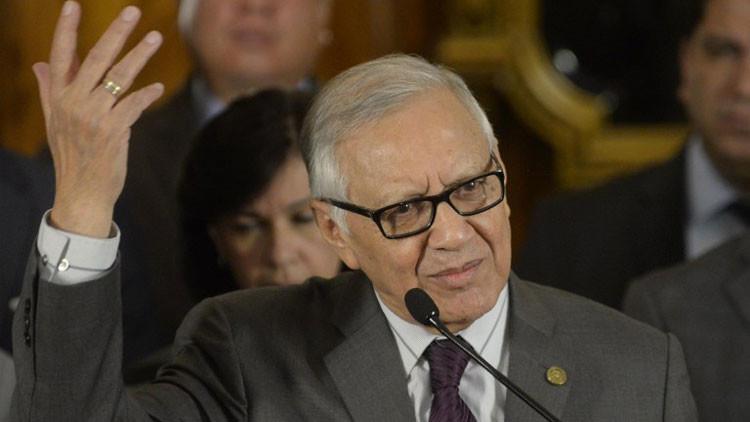 Alejandro Maldonado toma posesión como nuevo presidente de Guatemala