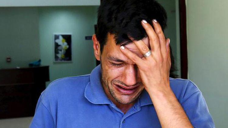 """Padre del niño sirio ahogado: """"Abracé a mi mujer y niños y me di cuenta de que estaban muertos"""""""