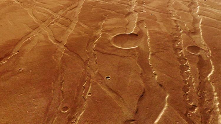 Astrónomos revelan el misterio de la atmósfera de Marte