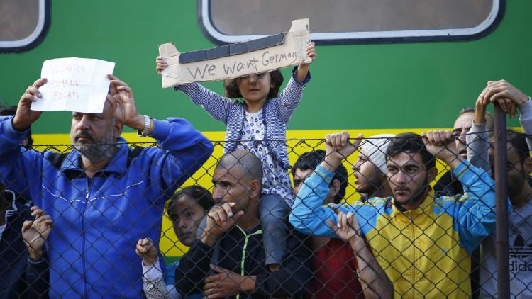 Onda migratoria que azota Europa, ¿es en busca de asilo o de una vida mejor?