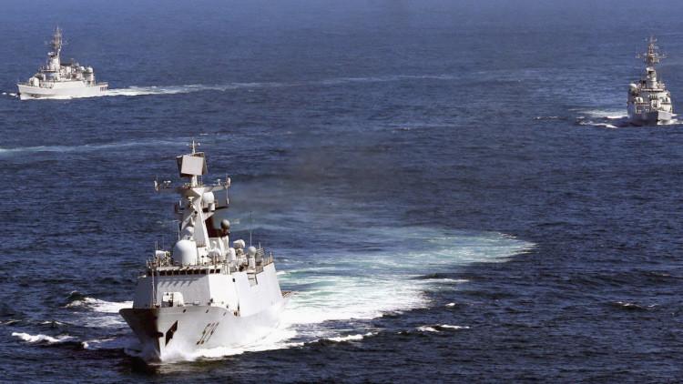 Pentágono: Cinco buques militares chinos pasan por aguas territoriales de EE.UU. en Alaska