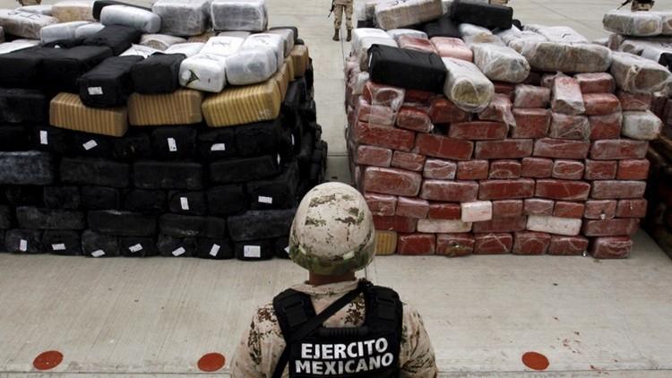 Identifican siete nuevos cárteles del narcotráfico en México