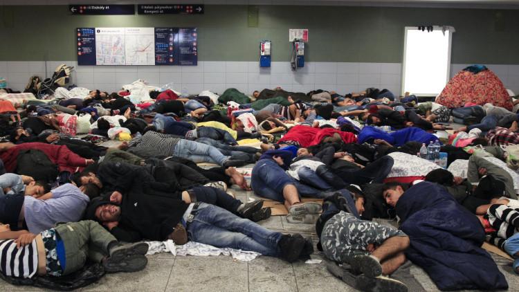 """""""Las guerras, las revoluciones y los migrantes"""": Ni EE.UU. es optimista sobre el futuro de Europa"""