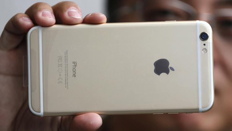Un iPhone salva la vida de un estudiante