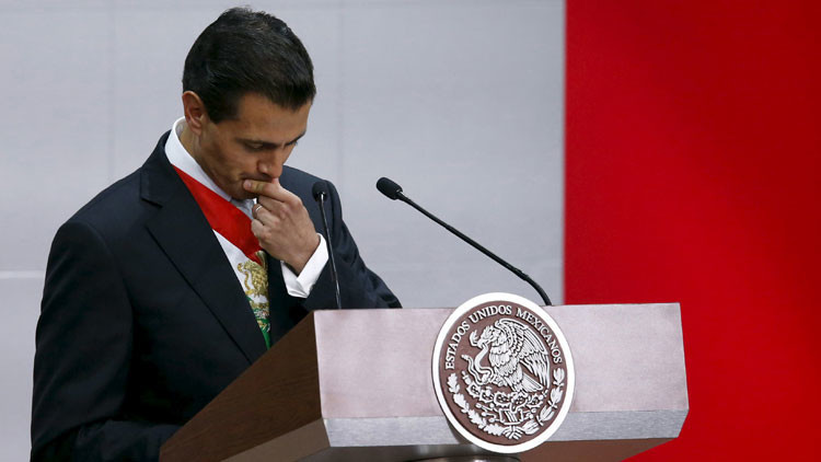 Las 10 razones del fracaso de Enrique Peña Nieto