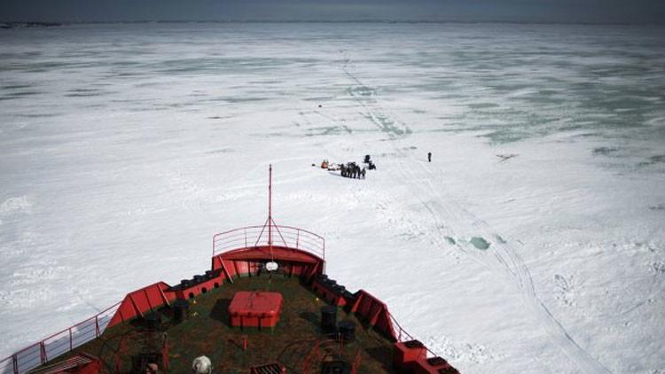 Medios estadounidenses explican por qué EE.UU. está perdiendo la batalla por el Ártico ante Rusia