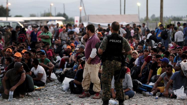 Políticos y personalidades mediáticas comparten sus propuestas ante la crisis migratoria en Europa